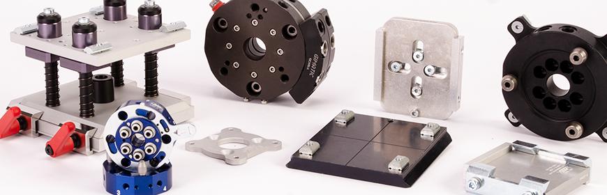Grundplatten-Adapter